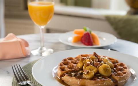 Akwaaba DC - Breakfast