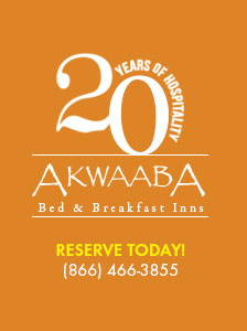 Akwaaba Bed and Breakfast Inns