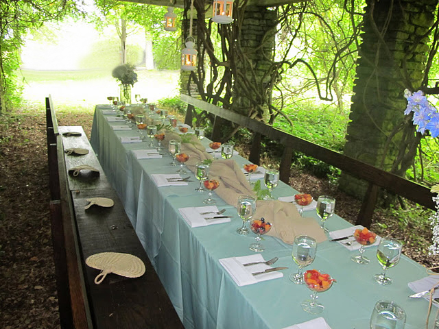 e Mansion at Noble Lane: Host a private affair at one of our many magical spaces, including under the secret arbor