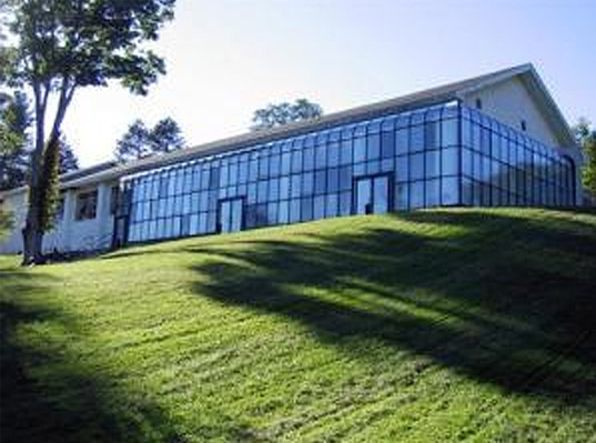 The Mansion at Noble Lane: State-of-the-art rec center