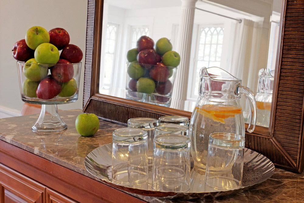 The Mansion at Noble Lane: Our special touches