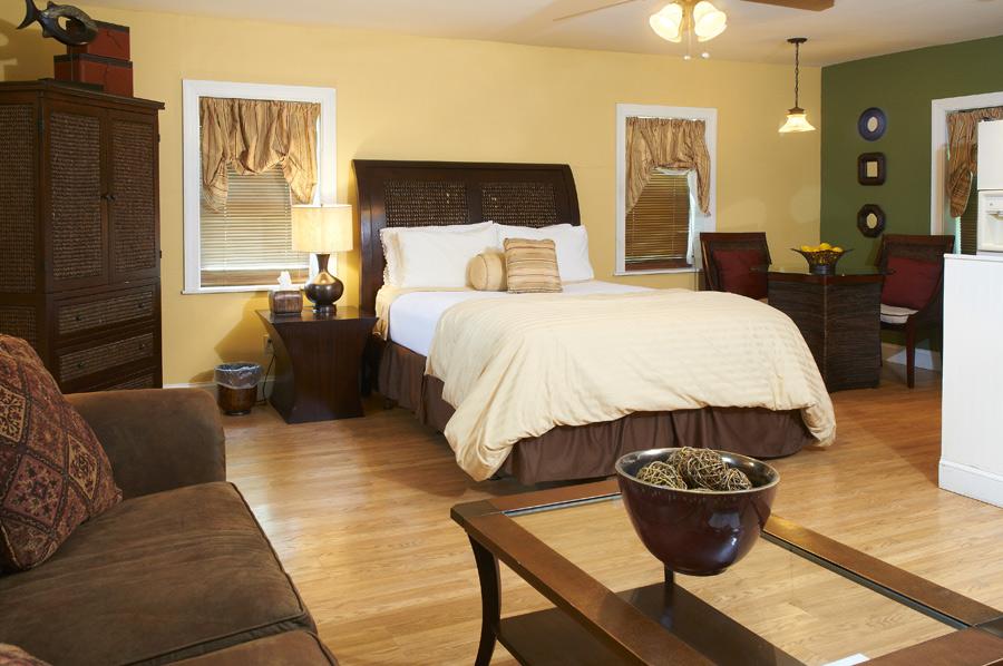 Akwaaba Buttonwood Manor: Buttonwood Suite